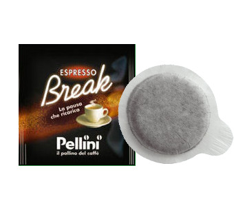 Pellini Espresso Break - E.S.E kávépárna (44 mm x 150db)